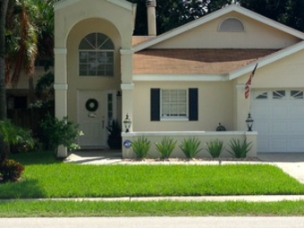 Yard mowing company in Tampa, FL, 33611
