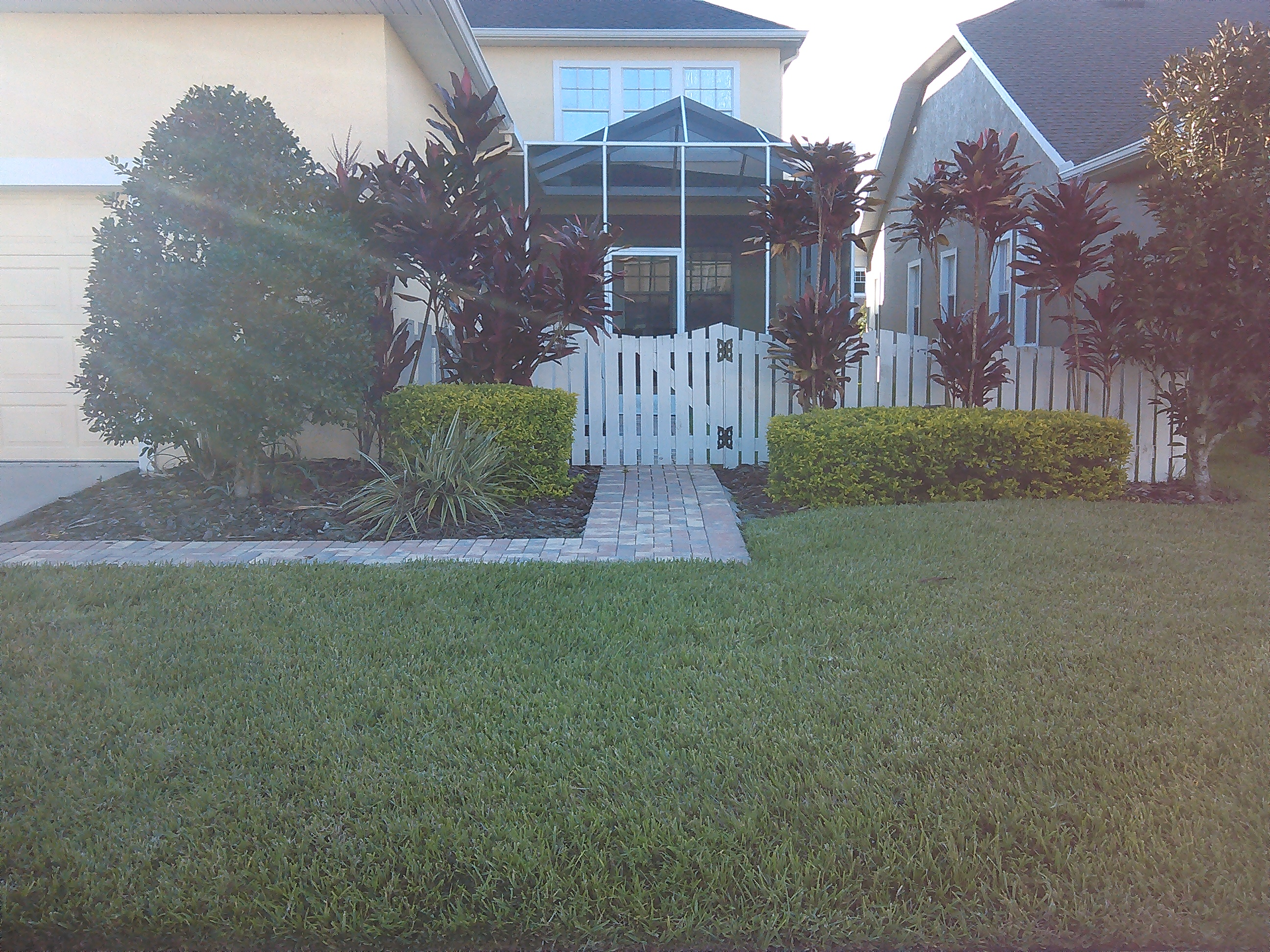 Yard mowing company in Tampa, FL, 33605