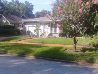Yard mowing company in Largo, FL, 33779