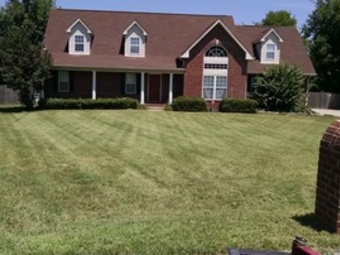 Yard mowing company in Murfreesboro, TN, 37128
