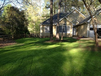 Yard mowing company in Canton, GA, 30114