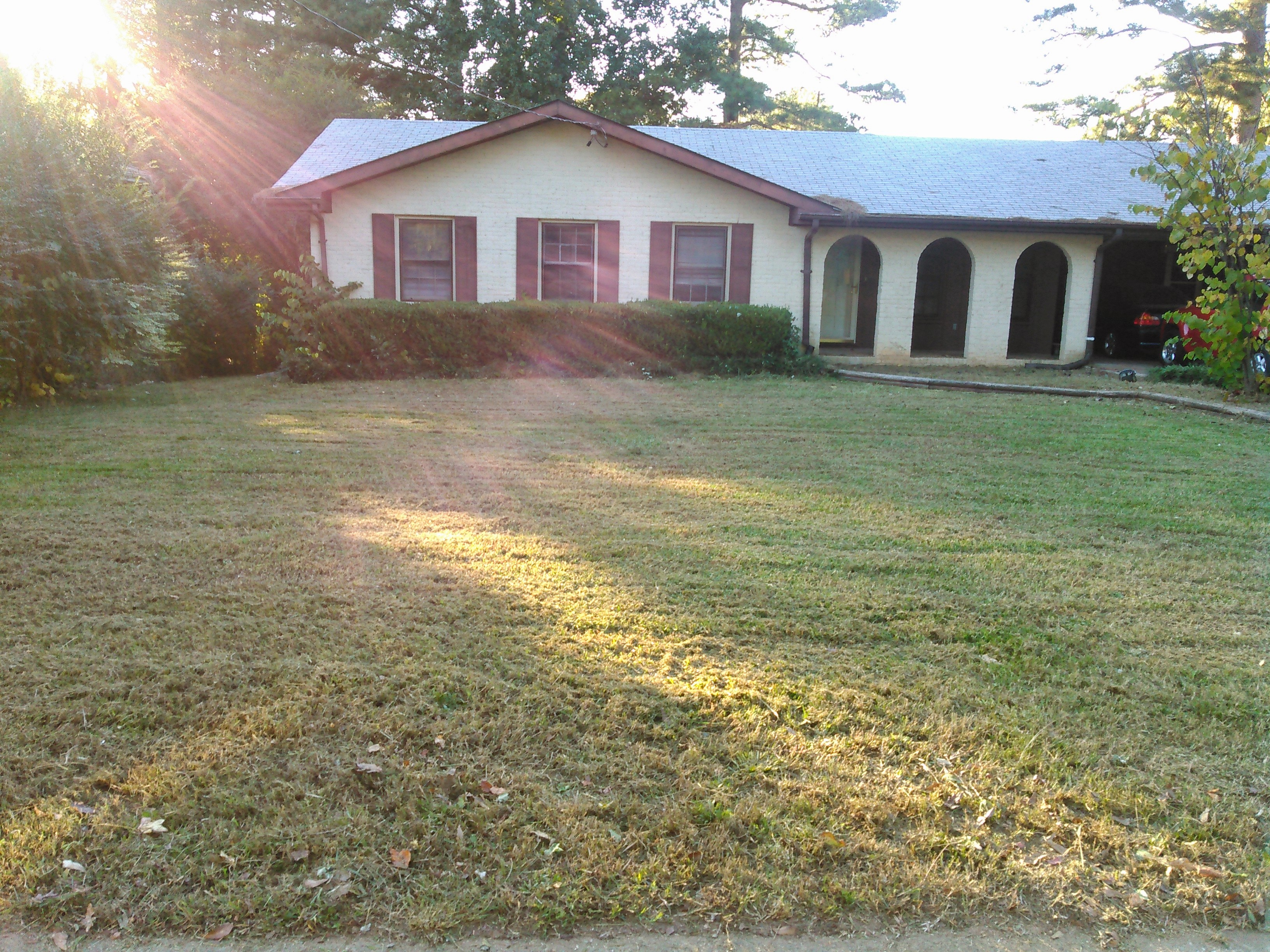Yard mowing company in Atlanta, GA, 30311
