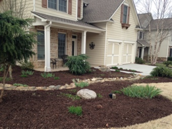 Yard mowing company in Flowery Branch, GA, 30542