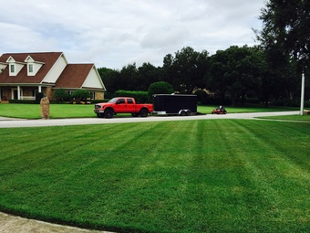 Yard mowing company in Seffner, FL, 33584