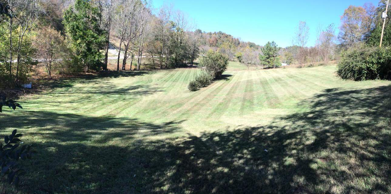 Yard mowing company in Nashville , TN, 37211