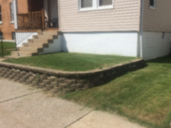 Yard mowing company in St. Louis, MO, 63109