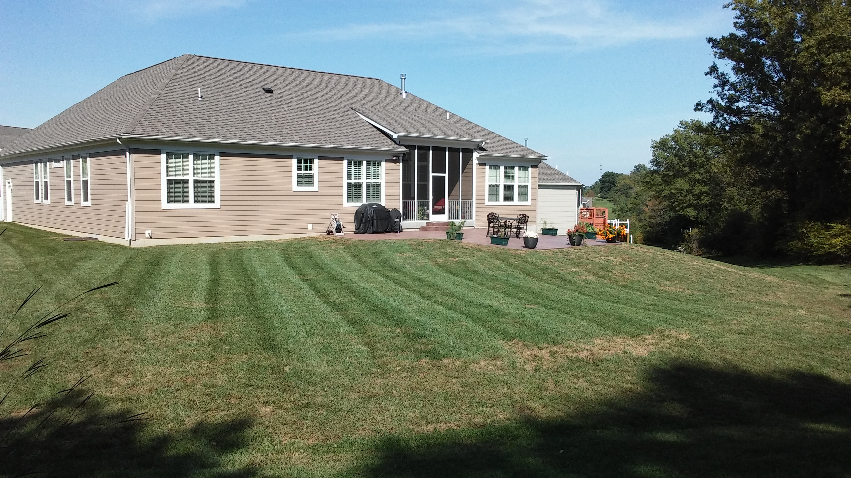 Yard mowing company in Pevely, MO, 63040