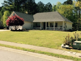 Yard mowing company in Adairsville , GA, 30103