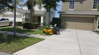 Yard mowing company in Valrico, FL, 33594
