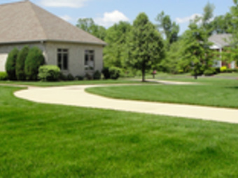 Yard mowing company in St. Louis, MO, 63105