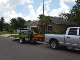 Yard mowing company in Keystone Heights, FL, 32656