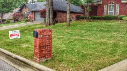 Yard mowing company in Nashville, TN, 37206
