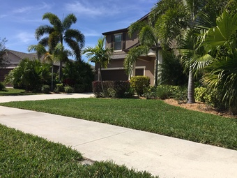 Yard mowing company in Parrish, FL, 34219