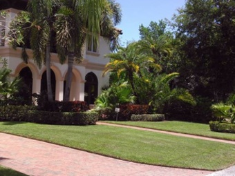 Yard mowing company in  Odessa, FL, 33556