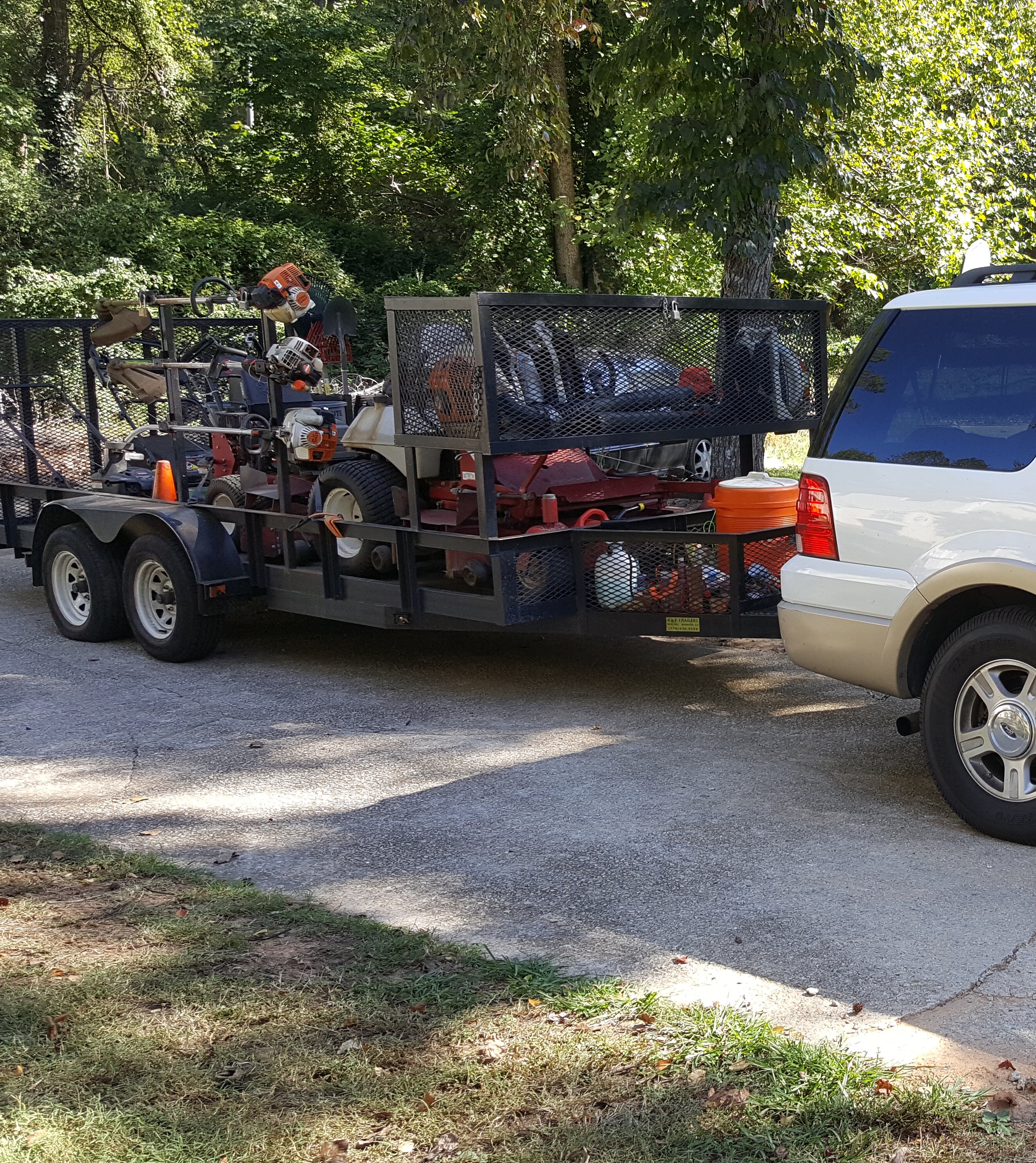 Yard mowing company in Douglasville, GA, 30134