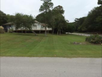 Yard mowing company in Hubert, NC, 28539