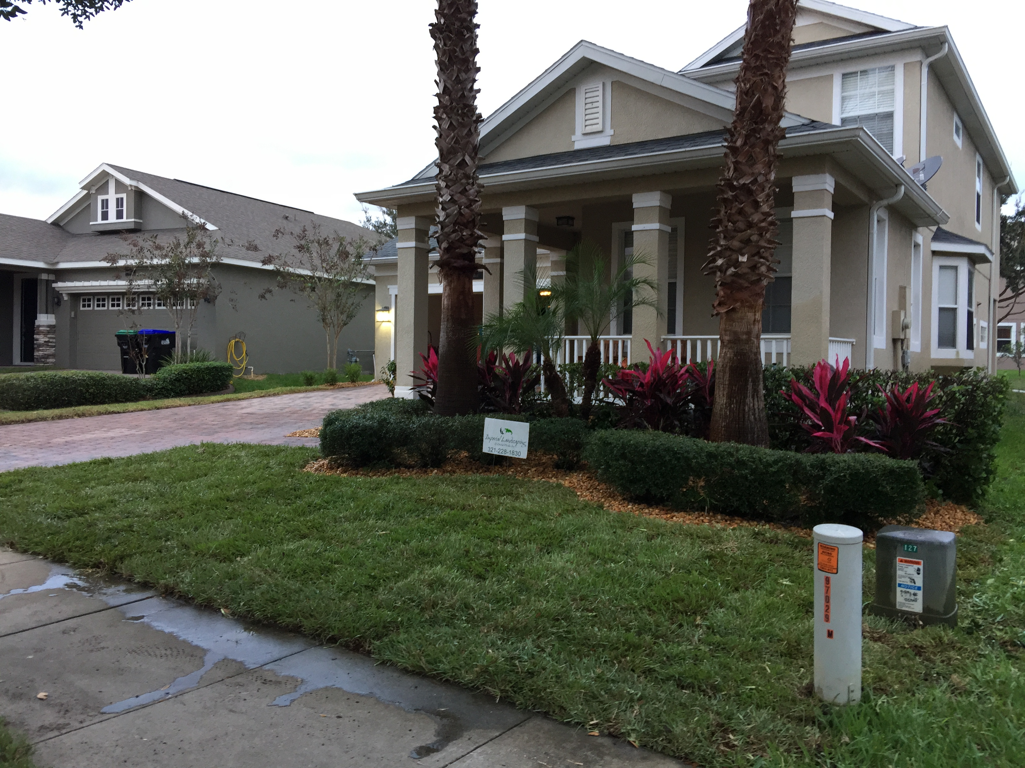 Yard mowing company in Ocoee, FL, 34761