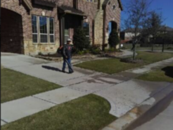 Yard mowing company in Houston, TX, 77354