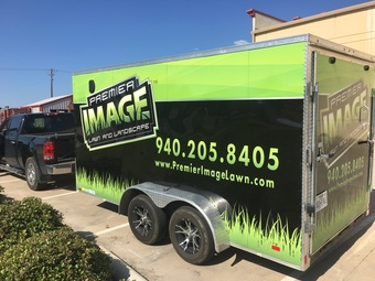 Yard mowing company in Denton , TX, 76208