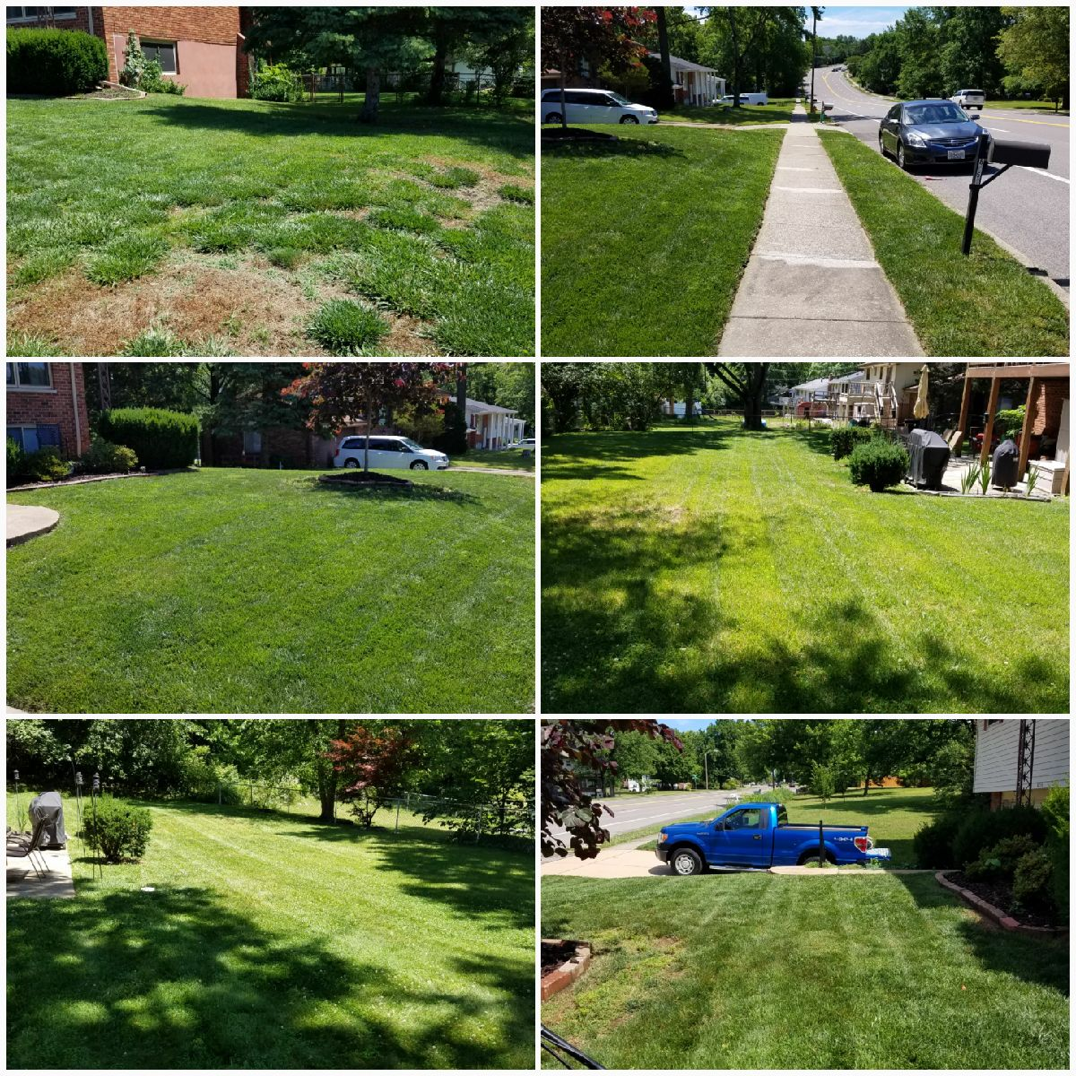 Yard mowing company in St Louis, MO, 63126