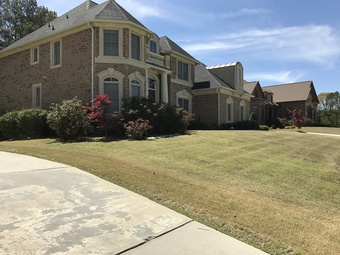 Yard mowing company in Atlanta , GA, 30349