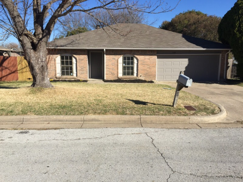 Yard mowing company in Mansfield, TX, 76140