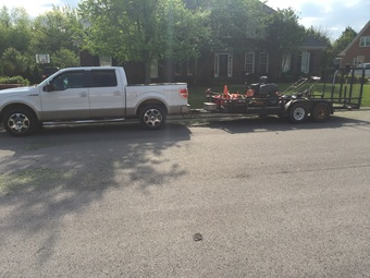 Yard mowing company in Milton, TN, 37118
