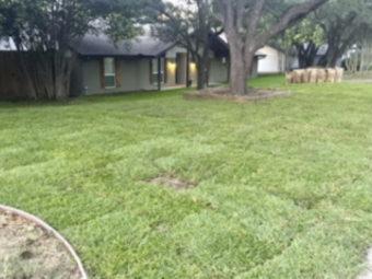 Yard mowing company in Crowley, TX, 76036