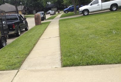 Yard mowing company in Lewisville, TX, 75067