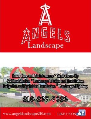 Yard mowing company in San Antonio, TX, 78254