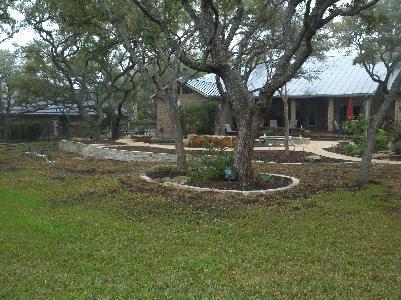 Yard mowing company in San Antonio, TX, 78217