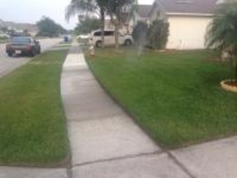 Yard mowing company in Kissimmee, FL, 34741