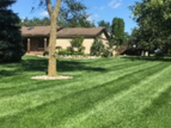 Yard mowing company in Woodstock, IL, 60098