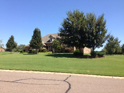 Yard mowing company in Edmond, OK, 73013