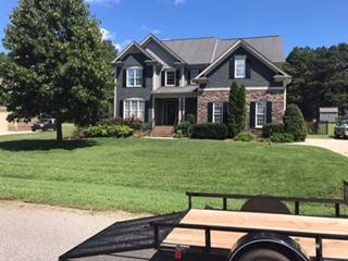 Yard mowing company in Charlotte , NC, 27704