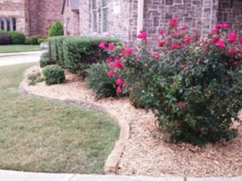 Yard mowing company in Hurst, TX, 76053