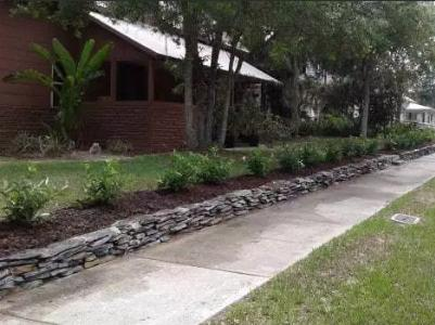 Yard mowing company in St. Augustine, FL, 32084