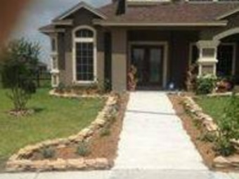 Yard mowing company in Odem, TX, 78415