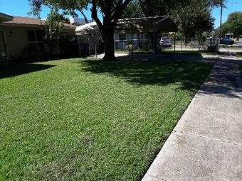 Yard mowing company in San Antonio , TX, 78252