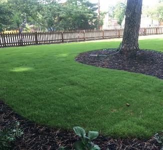Yard mowing company in Atlanta, GA, 30309