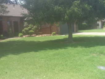 Yard mowing company in Purcell, OK, 73119