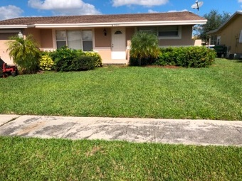 Yard mowing company in North Miami, FL, 33161