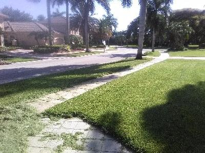 Yard mowing company in Pompano Beach, FL, 33069