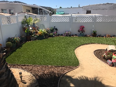 Yard mowing company in Lakeside, CA, 92040