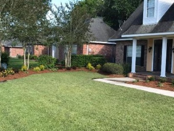 Yard mowing company in Luling, LA, 70123