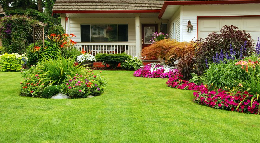 Yard mowing company in Estero, FL, 33928