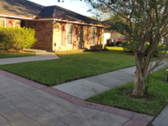 Yard mowing company in Harvey, LA, 70058
