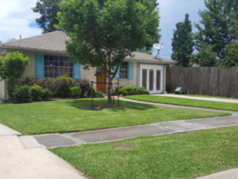 Yard mowing company in Metairie, LA, 70001