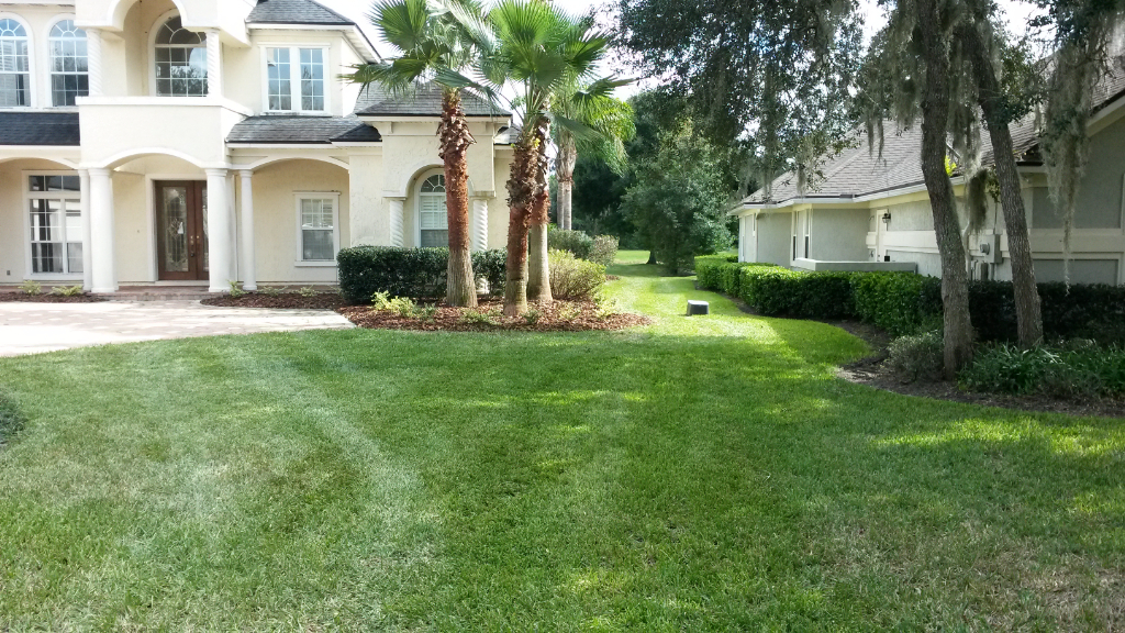 Yard mowing company in M Iddleburg, FL, 32068