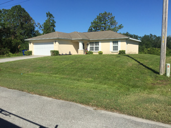 Yard mowing company in Lehigh Acres, FL, 33976